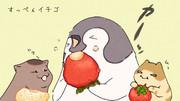 すっぺぇイチゴ