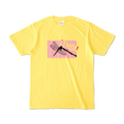 Tシャツ | イエロー | Dragonfly_LEMON