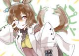 アグネスタキオン誕生日絵