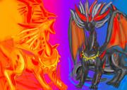 烙印と黒衣のアルビオン