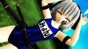 【MMD】妖夢8号試作③【仮完成】