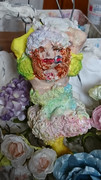 白薔薇姫作ってみた