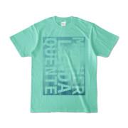 Tシャツ | アイスグリーン | M☆L☆Q_Sky