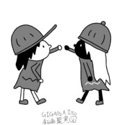 漫画『ザザとナナ / ZAZA and NANA』を連載します。