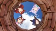 どこかの井戸からこちらを覗き込んでくるウマ娘たち