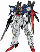 TRZ-001   X(クロノス)ガンダム