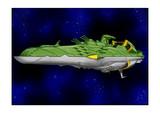 ガミラス戦艦ハイゼラード級