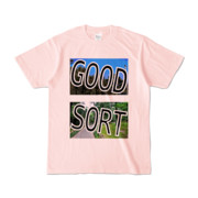Tシャツ | ライトピンク | GS_Park