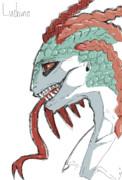 魔トカゲ(ルキノ)くん