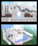 ウッドフェンスの庭【ステージ配布】
