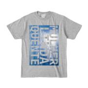 Tシャツ | 杢グレー | M☆L☆Q_Sky