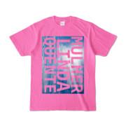 Tシャツ | ピンク | M☆L☆Q_Sky
