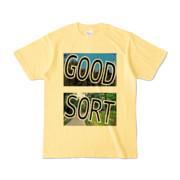 Tシャツ | ライトイエロー | GS_Park