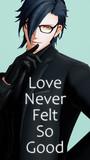 #Shorts【MMD刀剣乱舞】Love Never Felt So Good / 燭台切光忠