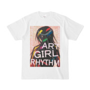 Tシャツ | ホワイト | AGR_Emotional