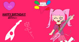 HAPPY BIRTHDAY!田中サリー (たなか サリー)