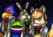 Years of Star Fox