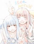 琴葉姉妹誕生日だって^~~~~~~~~