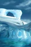 ある日、南極にて