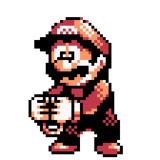 アイコン208:マリオ