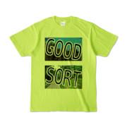 Tシャツ | ライトグリーン | GS_Park