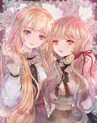 薔薇の乙女たち