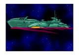 ガミラス次元潜航艦WL
