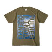 Tシャツ | オリーブ | M☆L☆Q_Sky