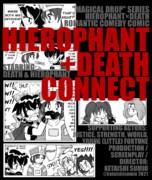 HIEROPHANT+DEATH CONNECT【パーカー図柄】