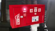 【MMD配布】どこでも消火栓