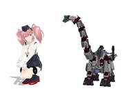 セイスモサウルス・ハロルム