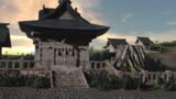 【MMD】神社.ikPolishShader