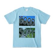 Tシャツ | ライトブルー | GS_Park