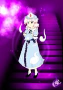 妖々夢っぽい神霊廟幽々子
