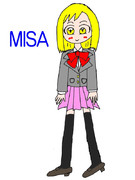 アスナの憂鬱のミサさん