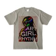 Tシャツ | シルバーグレー | AGR_Emotional