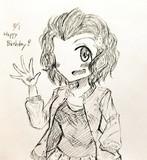 なんばちゃん誕生日おめでとう!