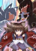 天城ちゃん「赤城と加賀は私が守ります!」