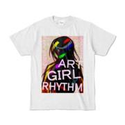 Tシャツ | アッシュ | AGR_Emotional