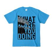 Tシャツ | ターコイズ | 何してるColosseo