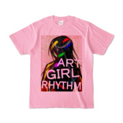 Tシャツ | ピーチ | AGR_Emotional