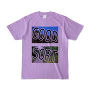 Tシャツ | ライトパープル | GS_Park