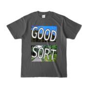 Tシャツ | チャコール | GS_Park