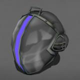 【MMD-OMF11】ボ卿のヘルメット【首から下が生えたため配布終了】