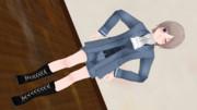 【MMD-OMF11】ルカ【モデル配布】