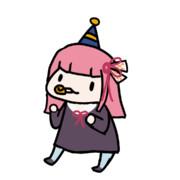 【GIF】琴葉生誕をお祝いする琴葉茜