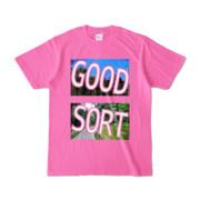 Tシャツ | ピンク | GS_Park