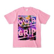 Tシャツ | ピーチ | OverGrip巻いてますか?