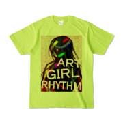 Tシャツ | ライトグリーン | AGR_Emotional