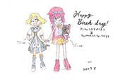 【アミティ・ランプ生誕祭2021】アミティとランプ衣装スワップしてみた